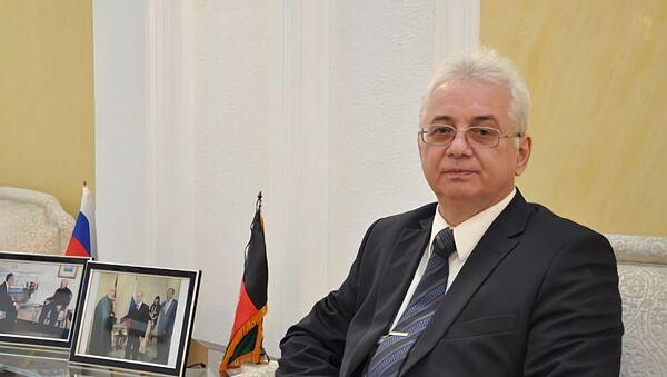 Александр Мантыцкий, Чрезвычайный и Полномочный посол Российской Федерации в Афганистане - Sputnik Таджикистан