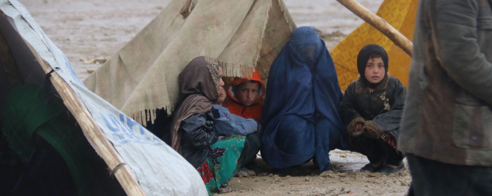 Уровень бедности в Афганистане составляет в среднем 35,8% - Sputnik Таджикистан, 1920, 07.09.2021