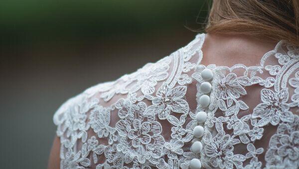Свадебное платье - Sputnik Таджикистан