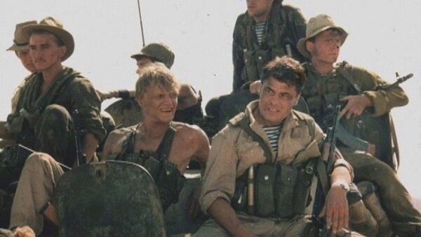 Кадр из фильма Афганский излом - Sputnik Таджикистан