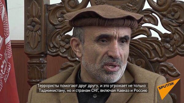 Сенатор Изидьяр о взаимоотношениях между Афганистаном и Таджикистаном - Sputnik Тоҷикистон