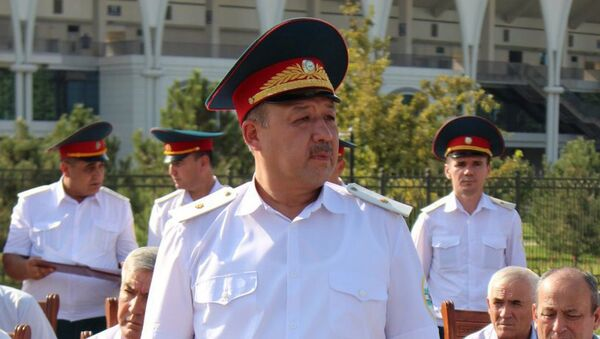 Новый министр обороны Узбекистана Баходир Курбанов - Sputnik Тоҷикистон