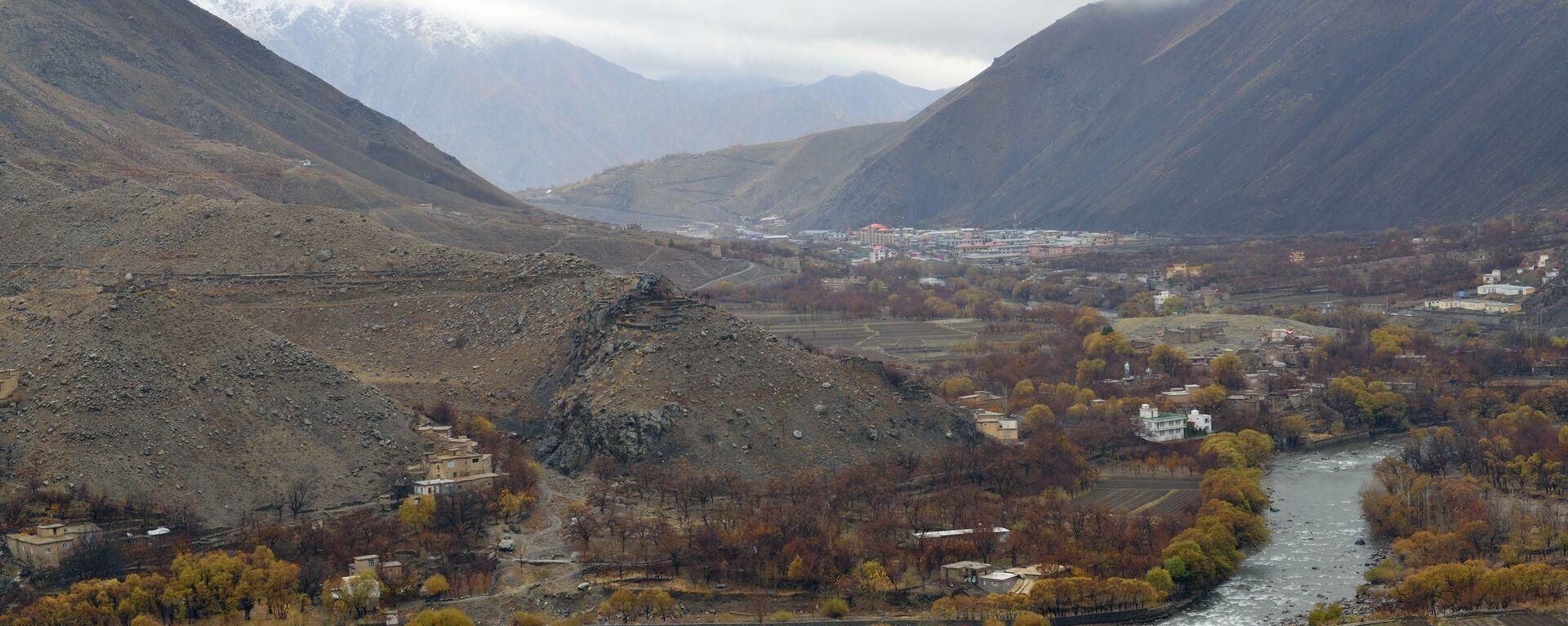 Панджшерское ущелье - Sputnik Таджикистан, 1920, 06.09.2021