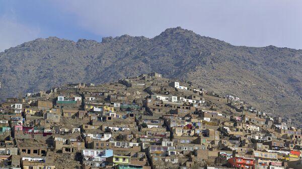 Дома в городе Кабуле - Sputnik Таджикистан