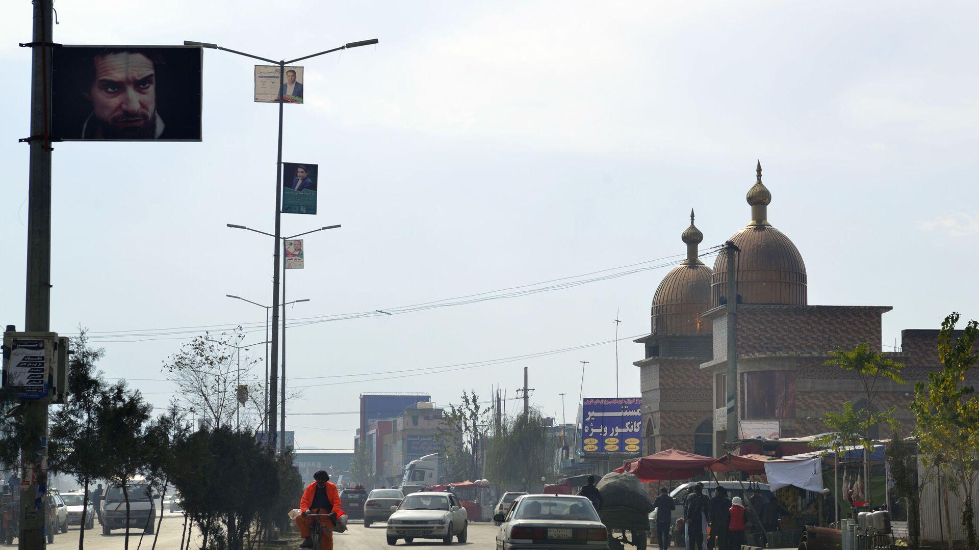 Будничный Кабул - Sputnik Таджикистан, 1920, 28.09.2021