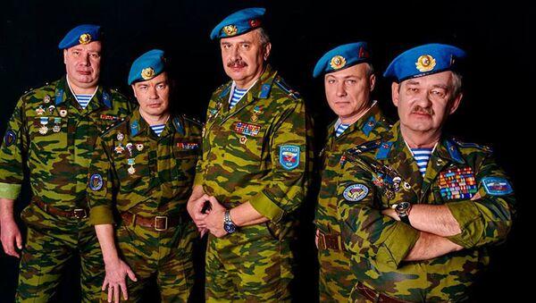 Группа Голубые береты    - Sputnik Таджикистан