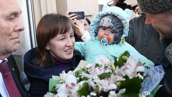 Ваню Фокина выписали из больницы - Sputnik Таджикистан