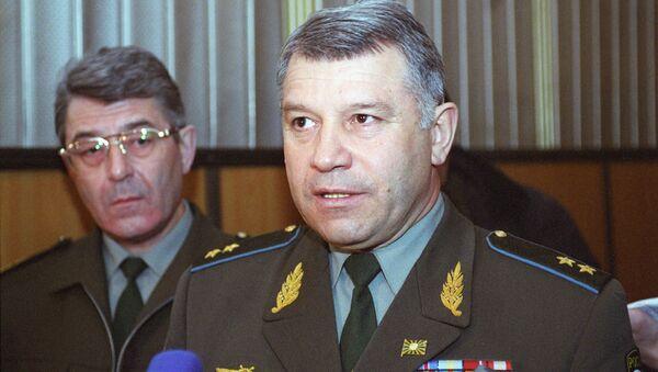 Генерал-лейтенант запаса Айтеч Бижев - Sputnik Тоҷикистон