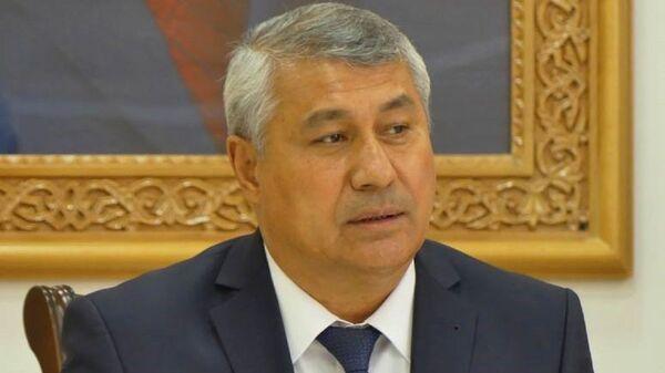 Раиси шаҳри Истаравшан Баҳром Иноятзода - Sputnik Тоҷикистон