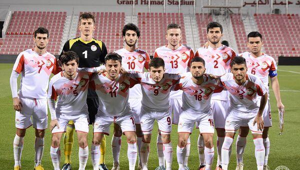 Олимпийская сборная Таджикистана по футболу - Sputnik Таджикистан