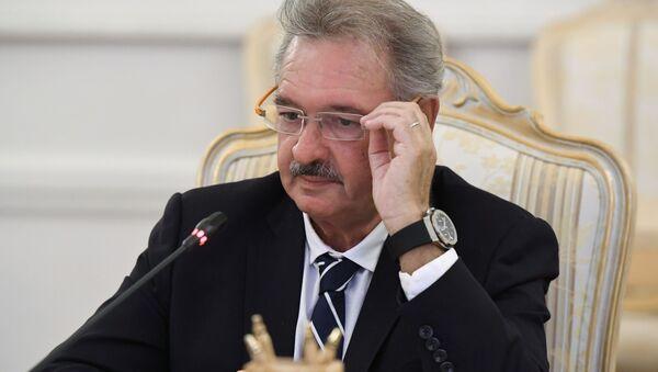 Министр иностранных дел Люксембурга Жан Ассельборн - Sputnik Таджикистан
