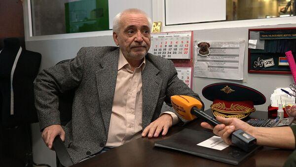 Олег Петров, генеральный директор ателье Лили Ким - Sputnik Таджикистан