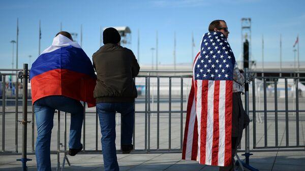 В России побит рекорд отрицательного отношения к США - Sputnik Таджикистан