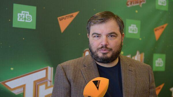 Генеральный продюсер телеканала НТВ Тимур Вайнштейн - Sputnik Таджикистан