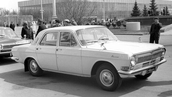 Автомобиль Волга (ГАЗ-24) - продукция Горьковского автомобильного завода (1970-1992) - Sputnik Тоҷикистон