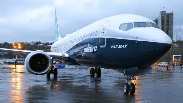 Boeing 737 Max, архивное фото - Sputnik Таджикистан