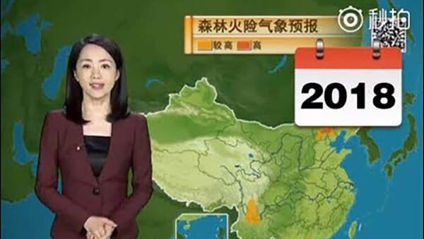 Китайская телеведущая не стареет уже 23 года - Sputnik Тоҷикистон