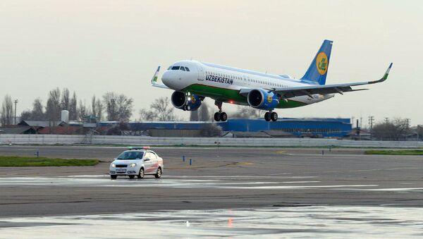Airbus поставил первый A320neo для Узбекистон хаво йуллари - Sputnik Тоҷикистон