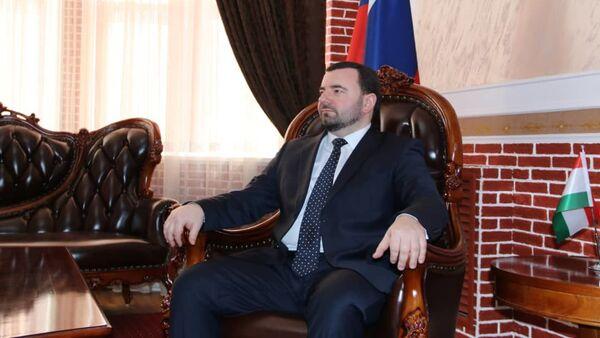 Торговый представитель РФ в Таджикистане Михаил Кораблин  - Sputnik Таджикистан