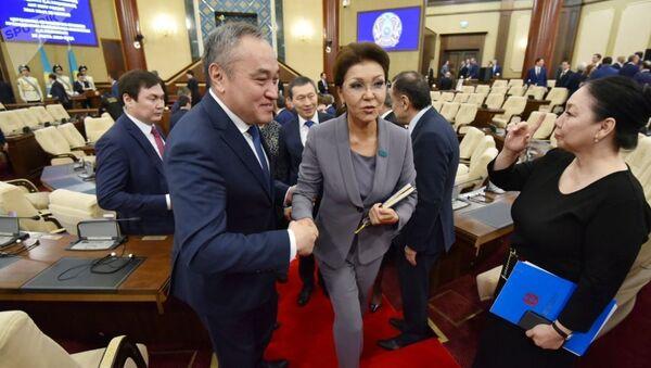 Дарига Назарбаева  - Sputnik Таджикистан