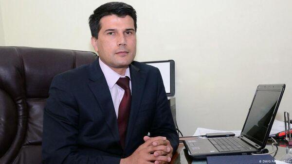 Самариддин Авганов - Sputnik Таджикистан