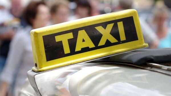 Такси - Sputnik Таджикистан