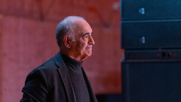 Давлат Худоназаров, архивное фото - Sputnik Таджикистан