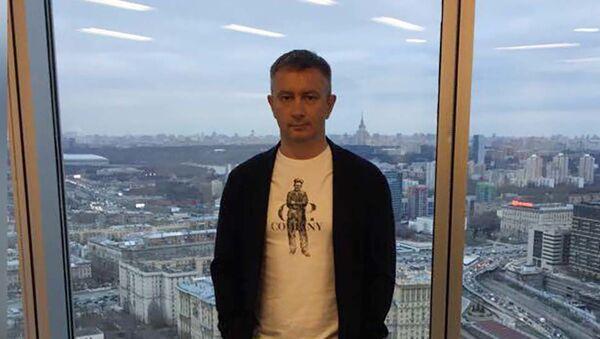 Короленко Алексей - Sputnik Таджикистан