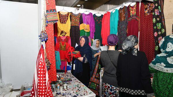 Международная универсальная выставка-ярмарка Таджикистан 2019  - Sputnik Тоҷикистон