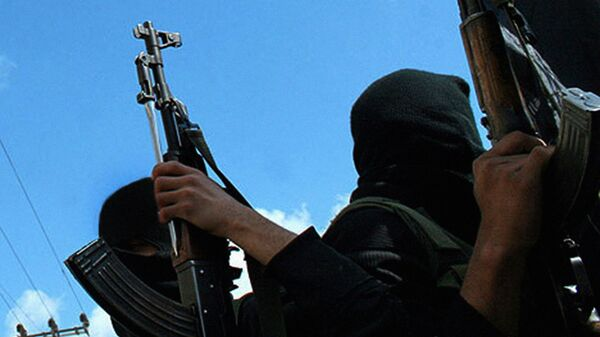 Вооруженные боевики - Sputnik Таджикистан