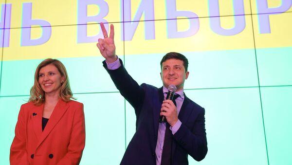 Президентские выборы на Украине - Sputnik Тоҷикистон