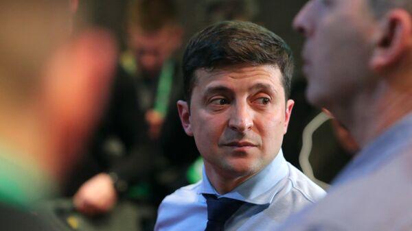 Актер и шоумен Владимир Зеленский - Sputnik Таджикистан
