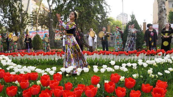 Праздничный концерт в Худжанде - Sputnik Таджикистан