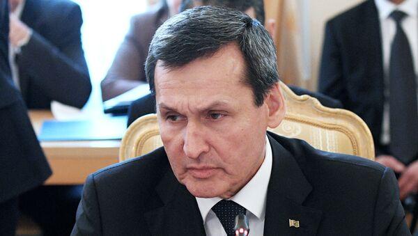 Министр иностранных дел Туркменистана Рашид Мередов - Sputnik Тоҷикистон