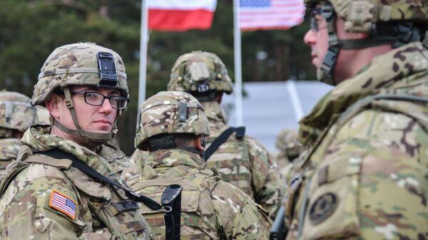 В Польше размещен батальон НАТО - Sputnik Тоҷикистон