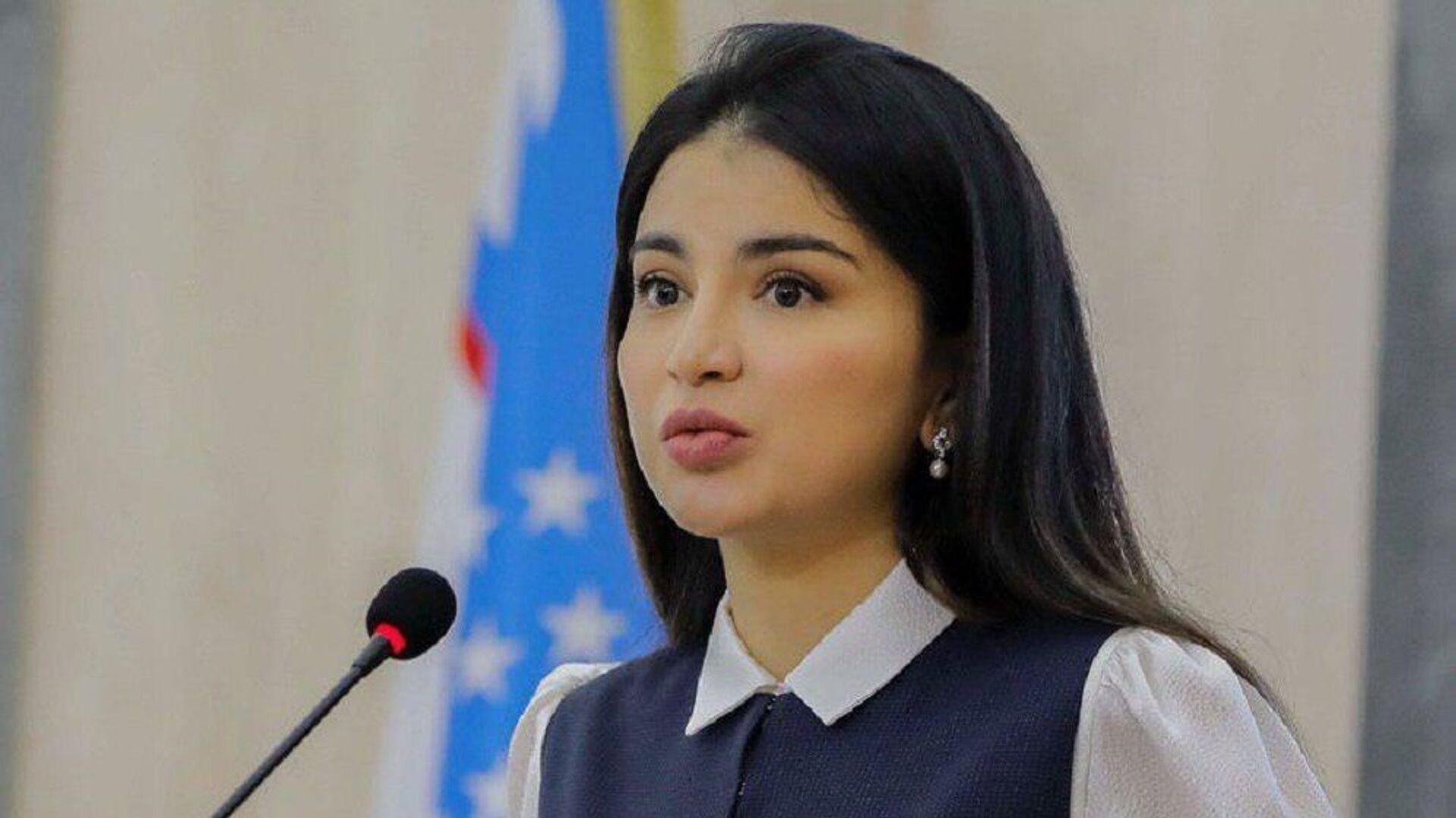 Саида Мирзиёева стала замдиректора Агентства информации и массовых коммуникаций - Sputnik Таджикистан, 1920, 26.06.2021