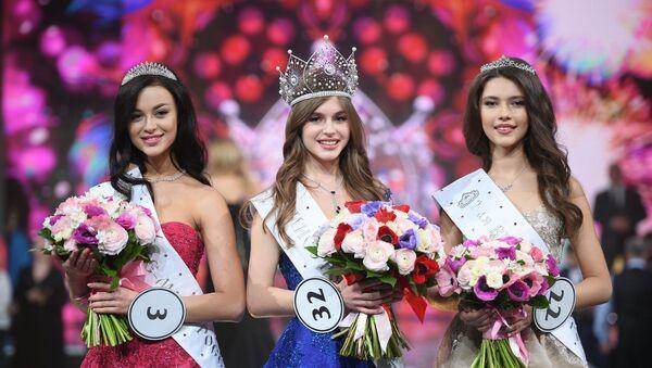 Финал конкурса «Мисс Россия 2019» - Sputnik Тоҷикистон