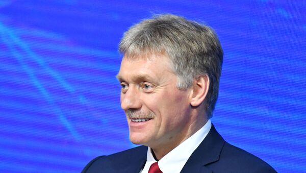 Пресс-секретарь президента РФ Дмитрий Песков - Sputnik Тоҷикистон