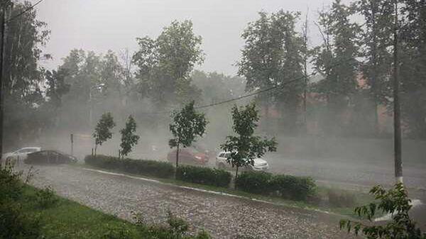 Шквалистый ветер на территории Таджикистана - Sputnik Таджикистан