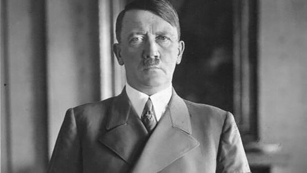 Адольф Гитлер, архивное фото - Sputnik Таджикистан