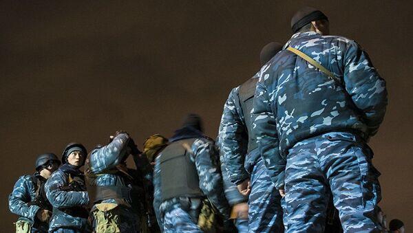 Сотрудники правоохранительных органов. Архивное фото - Sputnik Таджикистан