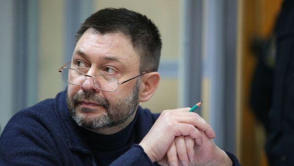 Заседание суда по делу журналиста К. Вышинского - Sputnik Таджикистан