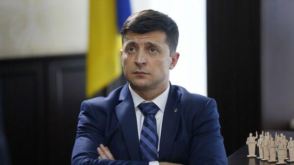 Владимир Зеленский - Sputnik Таджикистан