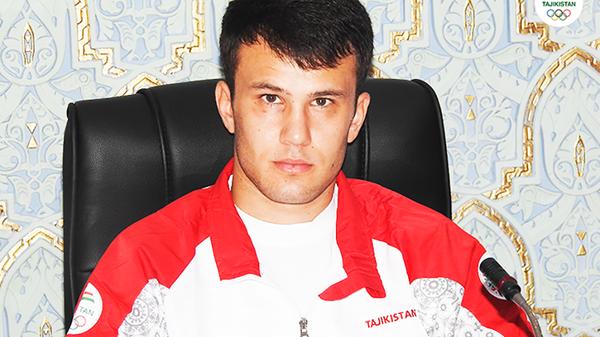 Баходур Усмонов стал чемпионом по боксу - Sputnik Таджикистан