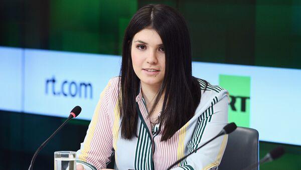 Варвара Караулова - Sputnik Таджикистан