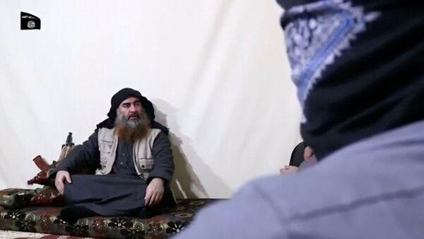 Абу Бакр Аль-Багдади - Sputnik Таджикистан