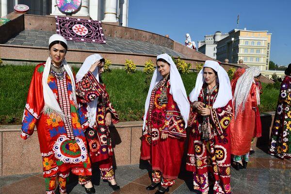 Фестиваль Чакана в Душанбе - Sputnik Таджикистан