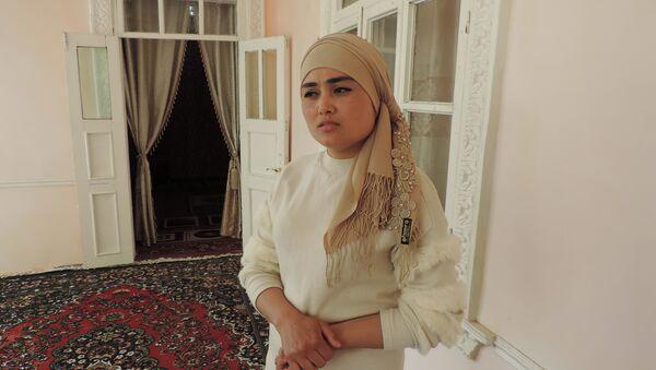 Дильноз Курбатова, бежавшая из ИГ (террористическая группировка, запрещенная в России) - Sputnik Таджикистан