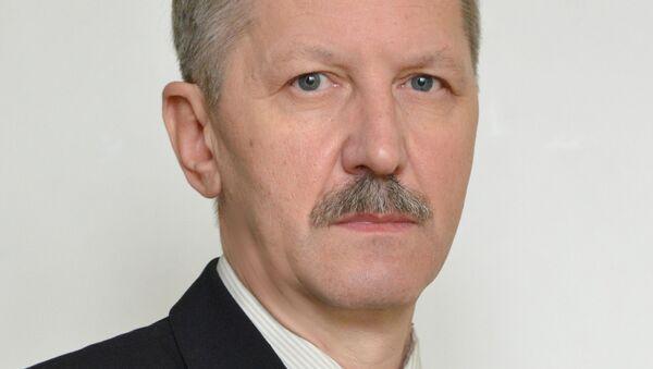 Профессор Военного университета министерства обороны РФ, полковник запаса Юрий Рубцов - Sputnik Таджикистан
