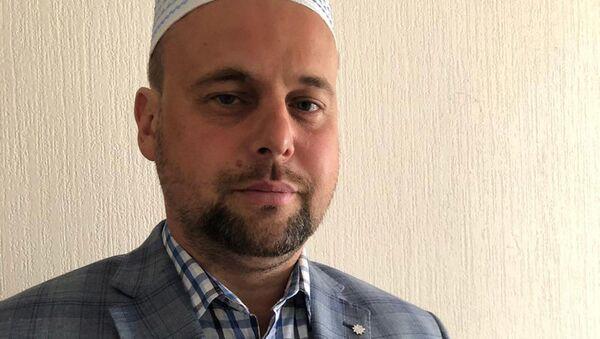 Имам казанской мечети «Бишбалта» Шавкят Абубекеров  - Sputnik Таджикистан